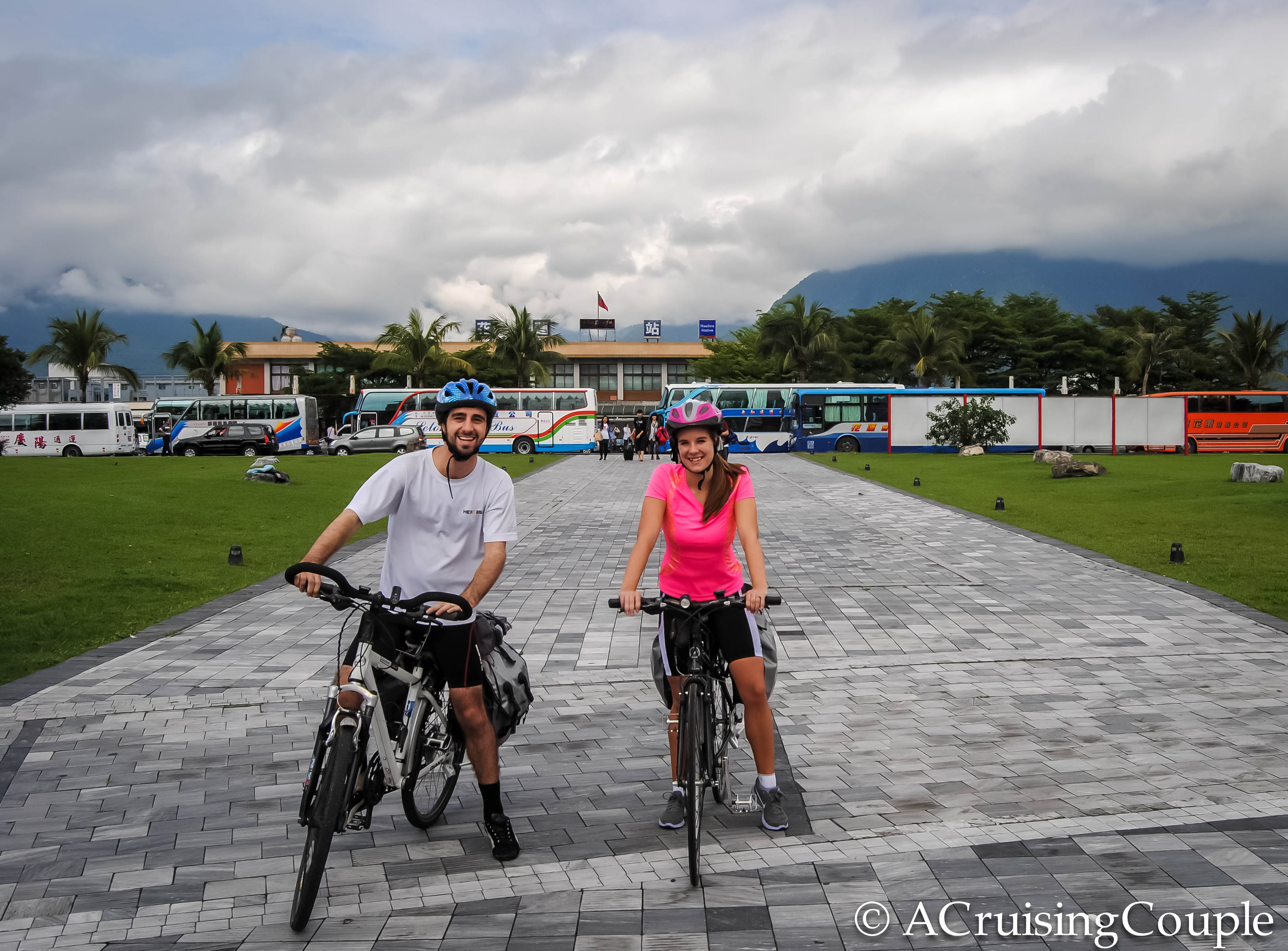 Cycling Taiwan's East Coast: On the Road Again