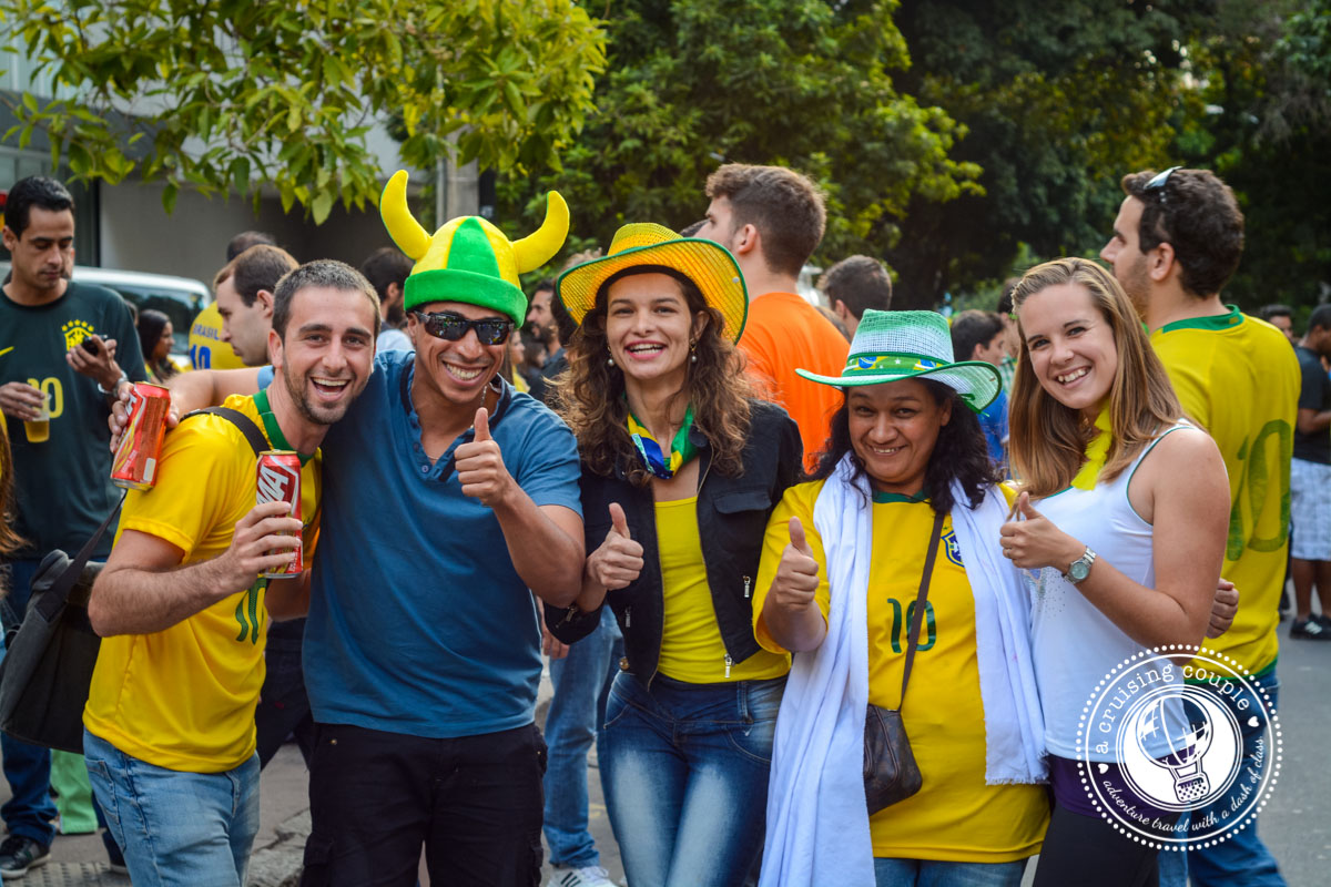 Photos of the FIFA World Cup 2014 – Part 2