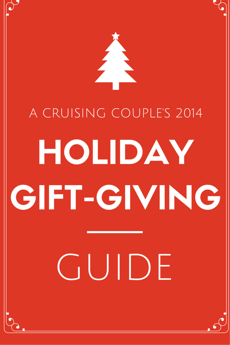 Our Holiday Gift-Giving Guide For The Stylish Adventure Traveler