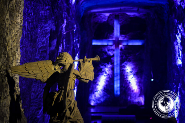 Inside Colombia's Astonishing Zipaquira Salt Cathedral