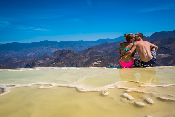 Exploring the Amazing Petrified Waterfalls of Hierve el Agua, Oaxaca