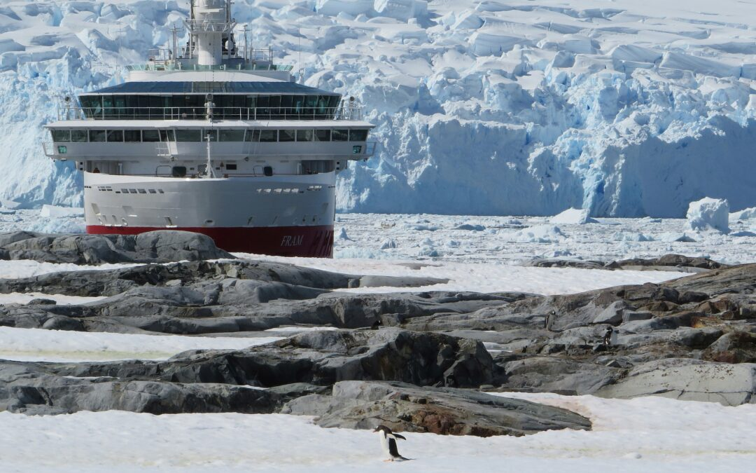 This Is the Best Cruise to Antarctica Ever!